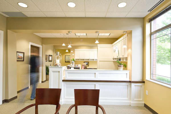 Rustic New England Dental Office On Behance