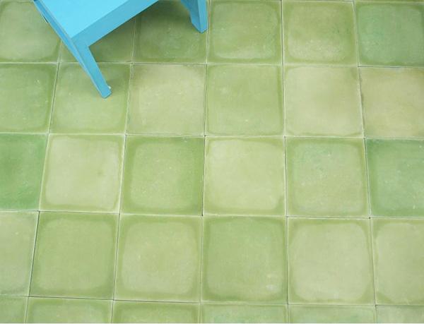 Plain Handmade Cement Tiles From Sadus Tiles On Behance