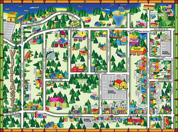 big bear city california map with Big Bear Village Association Brochure 2013 on Mammoth Mountain Guide To Finding A Job And Working A Season likewise realestate Bigbear additionally Klondike furthermore File Big Bear Lake2 besides Jackson Hole Find A Job Work A Winter Season.