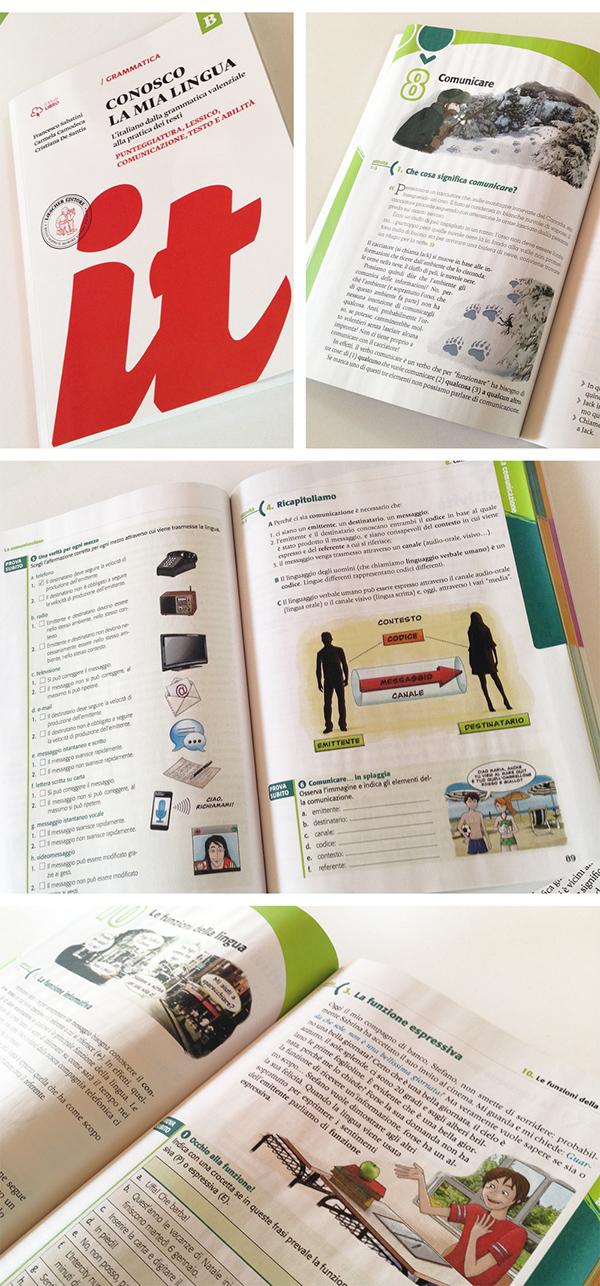 school grammar books kids teaching scholastic Loescher scholasticbook