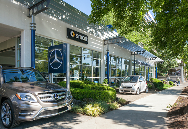 mercedes benz of portland lithia portland oregon on