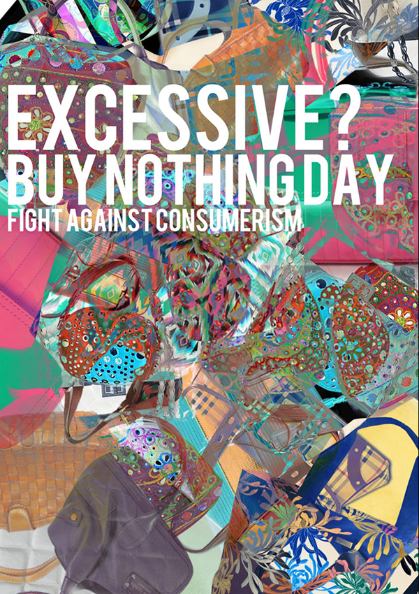 "essay buy nothing day As consumers rush to stores for black friday sales, others are marking the frenzied post-thanksgiving shopping day as a day to ""buy nothing."
