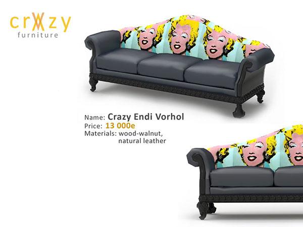 Crazy Furniture On Behance
