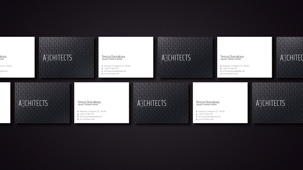 A3 architects on pantone canvas gallery