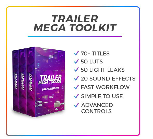 Trailer Mega Toolkit Promo