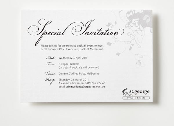 cocktail event  invitation design on behance