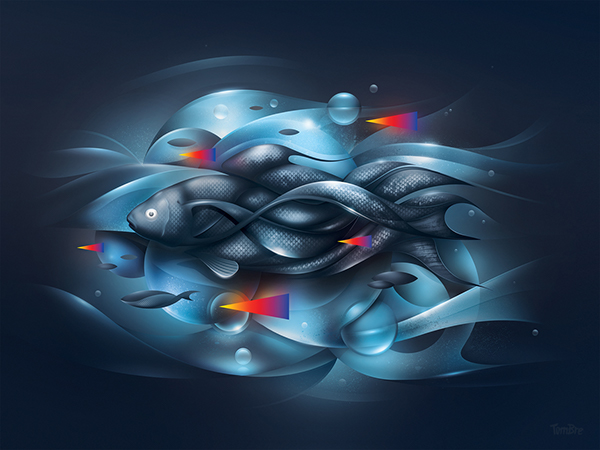FISHY by Tomas Brechler