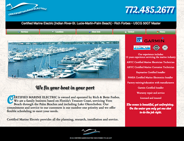 Websites Created With Dreamweaver i Created a Website For a