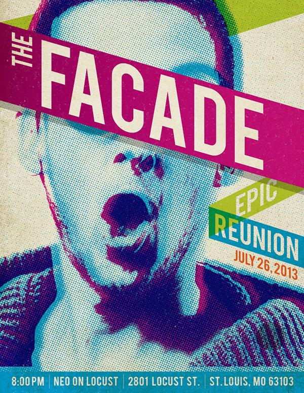 Reunion Poster Facade Reunion Poster