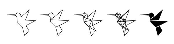 colibri kinti artisanat craft Humming-Bird