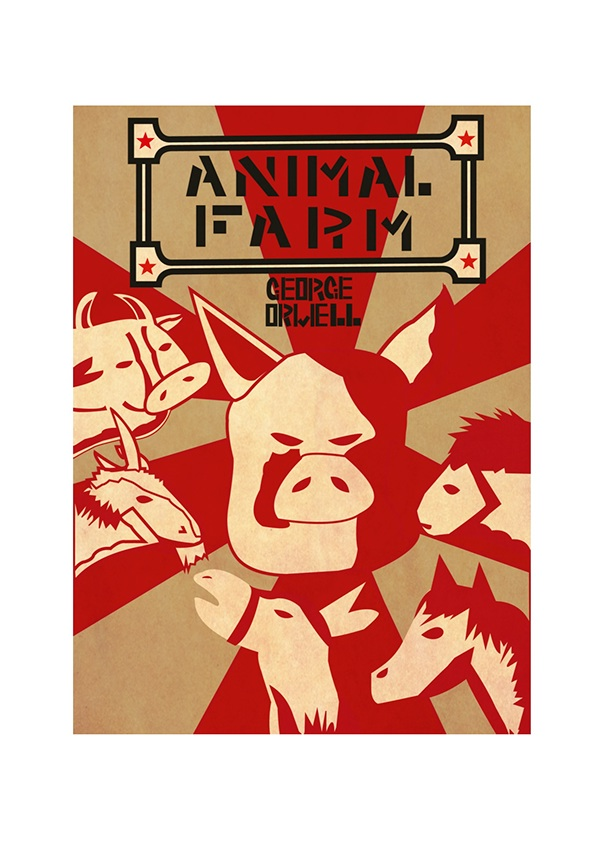 book reportanimal farm Book reviews that go beyond a simple review but are insights on thoughts, feelings and the magic of books animal farm by george orwell.