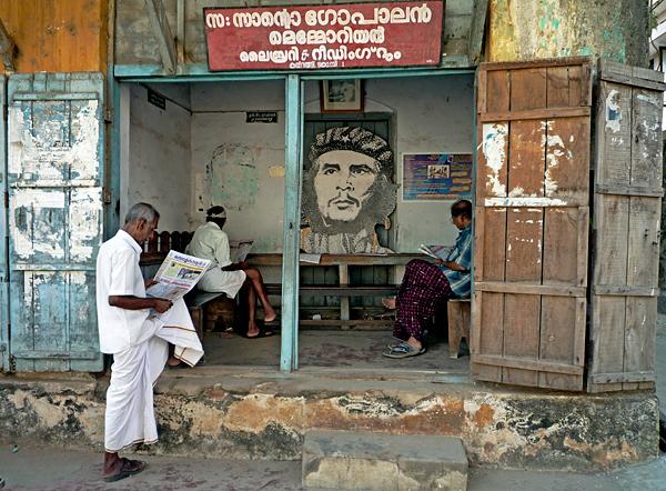 Che Guevara Poster Malayalam