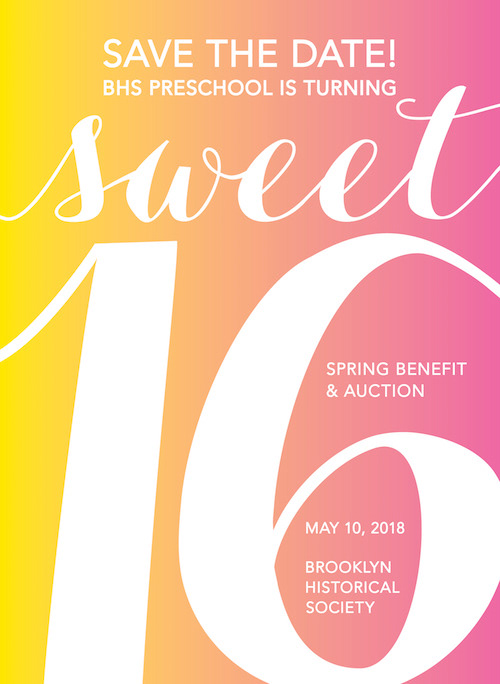 BHS Preschool Spring Benefit on Behance