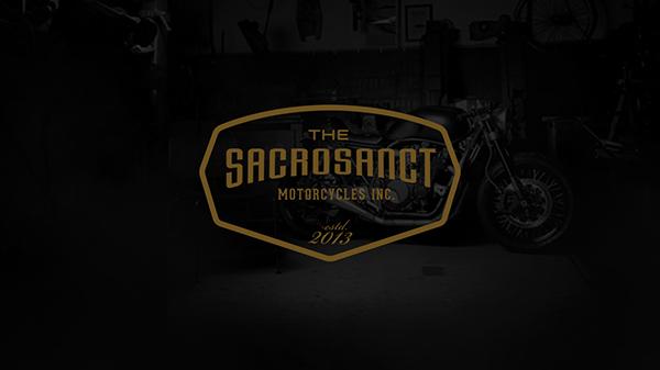 Custom garage sacrosanct motorcycles