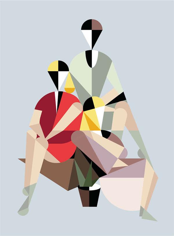 精緻的15個幾何設計欣賞