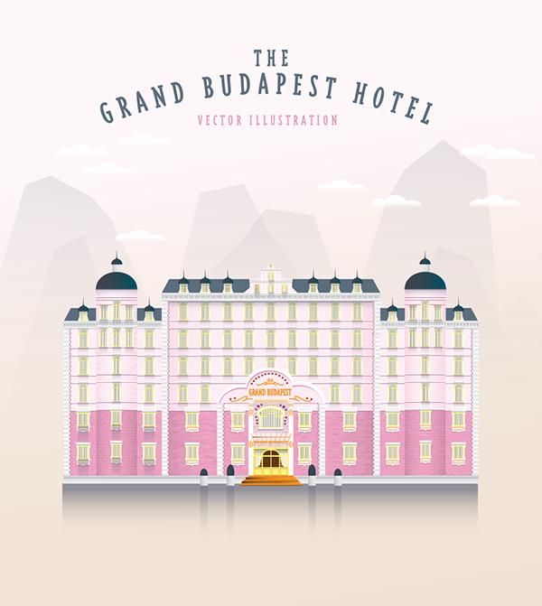 Grand Budapest Hotel Deutsch