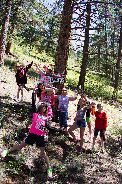 girl scouts of colorado camp photography on aiga member