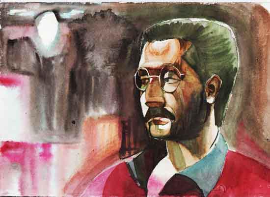 water color portraits Life Study Figure Painting water color portraits