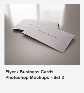 Realistic Stationery Mock-Up Set 1 - Corporate ID - 28