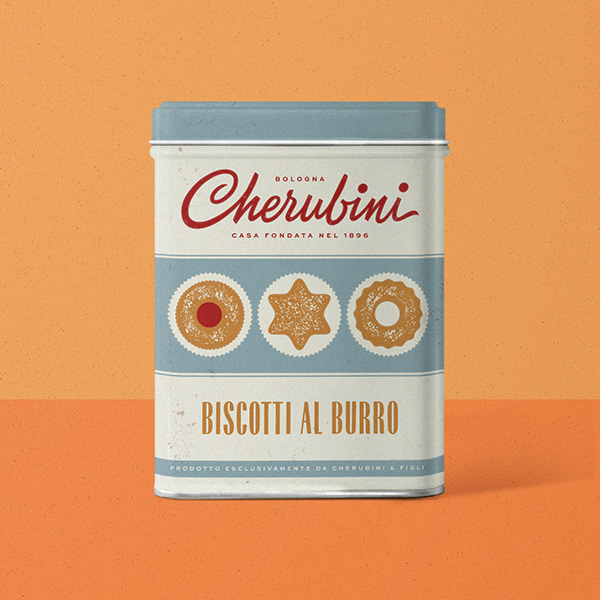 Biscotti Cherubini