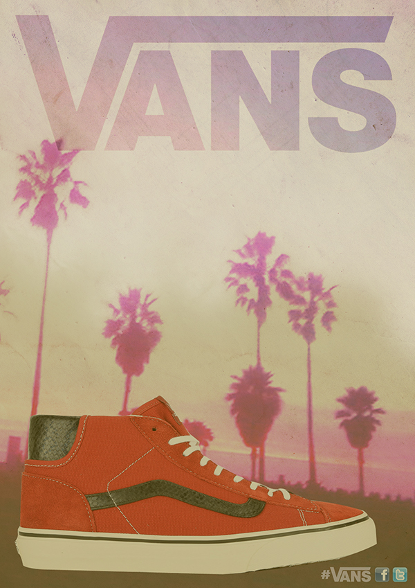 bb090e349aa27b ... to promote the Vans shoes California Collection