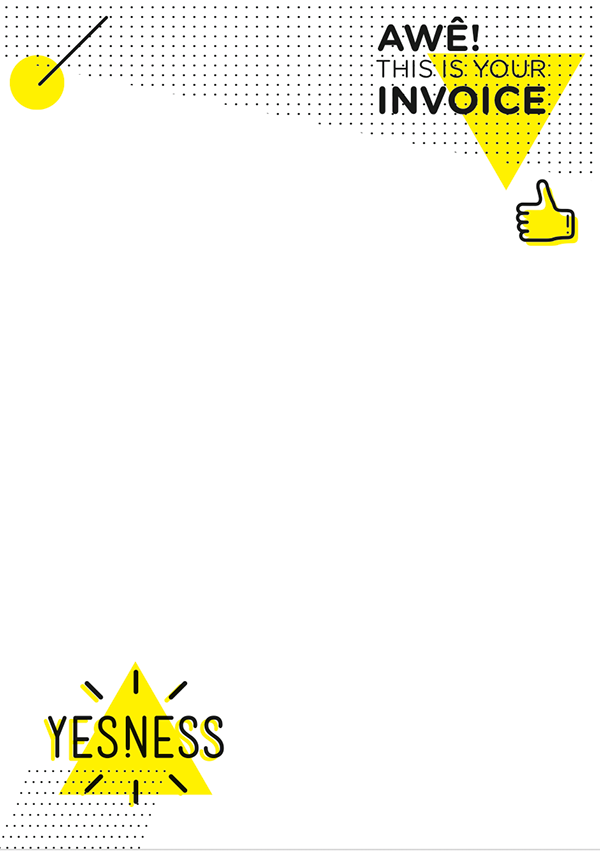 yes Self Promotion Corporate Identity yellow Icon -ness