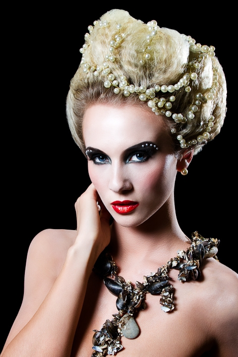 Karla Powell Make Up Artist: Food Inspired Make-up & Hair Designs