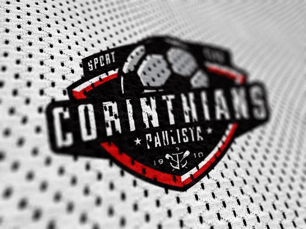 Corinthians Paulista on Behance 1088023b2eb92