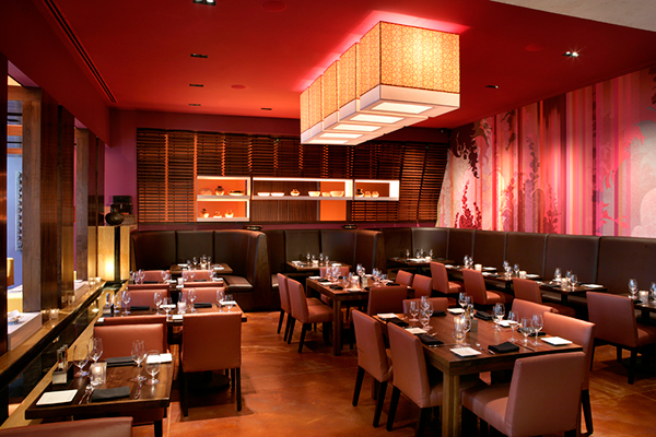 Tanzore on behance for Small indian restaurant interior design