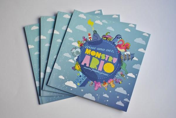 monsters children's book