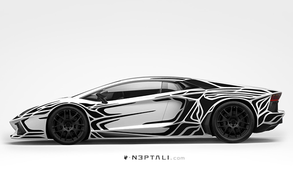 super car tattoos black n white on behance. Black Bedroom Furniture Sets. Home Design Ideas