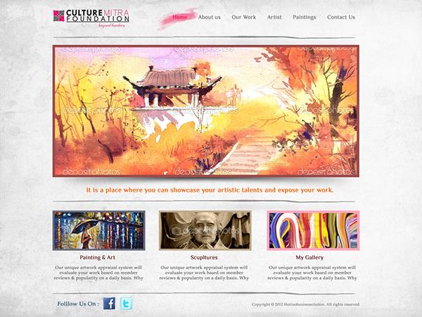 website graphicon behance foundation mir
