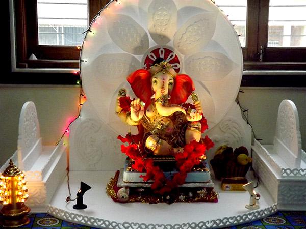 On behalf of shree ganesh on behance for Decoration job in mumbai