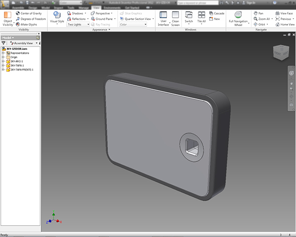 autodesk inventor projects Autodesk design academy helps educators introduce students to the world of design with free, hands-on supplementary projects and course materials.