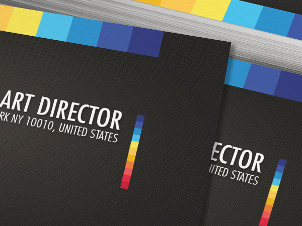 Quick response business card on behance reheart Image collections