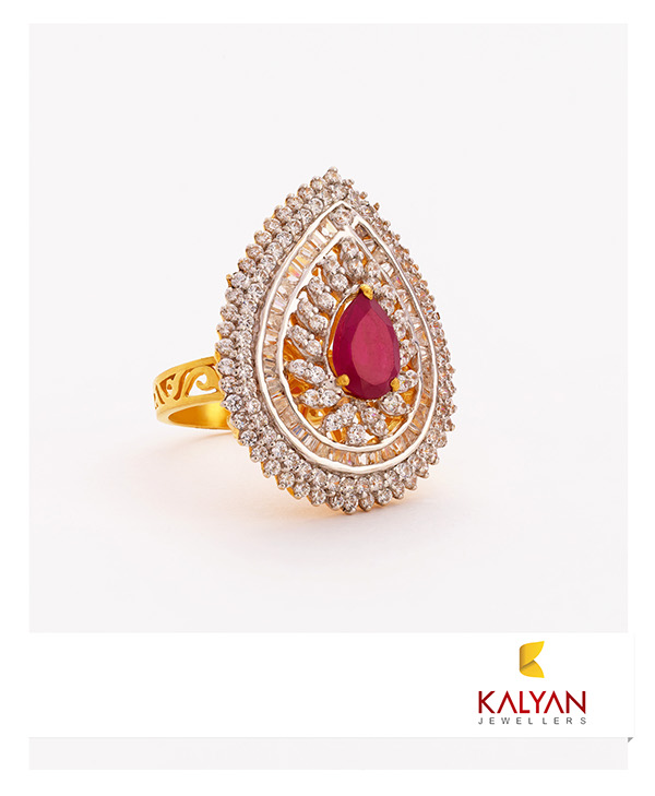 KALYAN JEWELLERS on Behance