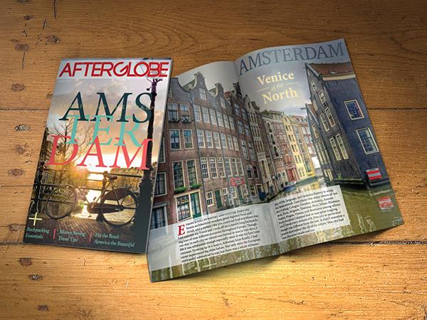 AfterGlobe magazine Travel magazine