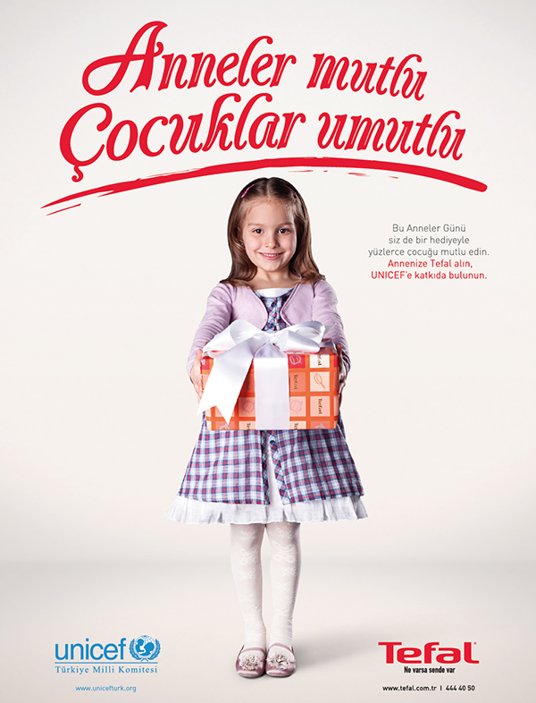 Tefal turkey mother s day campaign
