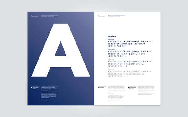 arma corporate design Rebrand BrandFour