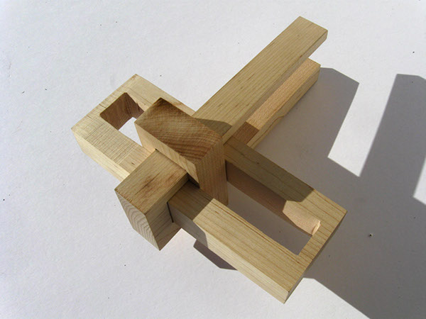 Wood Joint on Behance