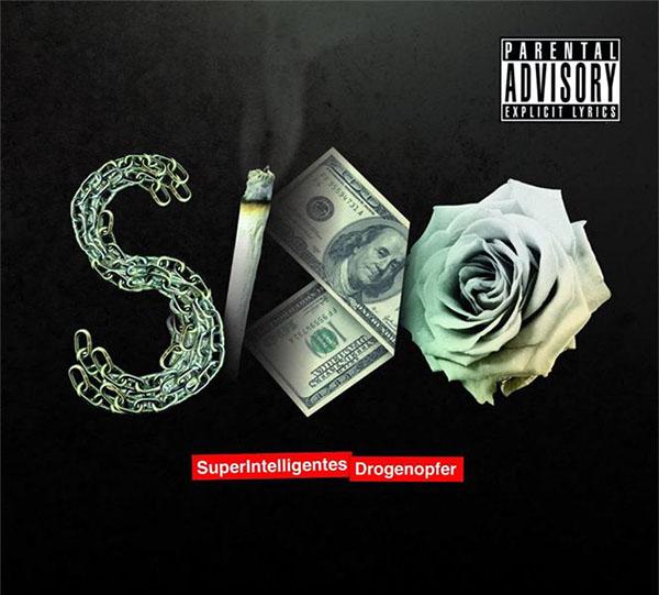 design Album cover graphic rapper exercise typographic