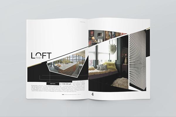 Magazine on behance for D architecture magazine