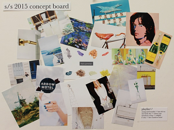 S S 2015 Trend And Concept Boards On Scad Portfolios