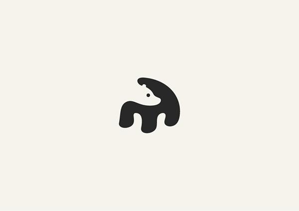 Logo Design Bear 2 by G. Bokhua
