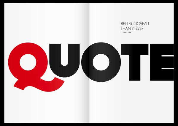 anagram bold black font type letters Retro rock Heavy magazine