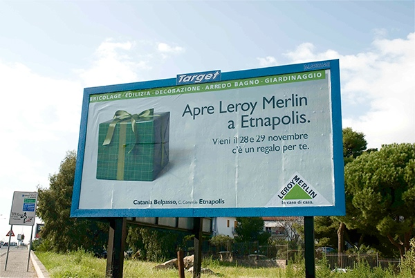 leroy merlin catania on behance
