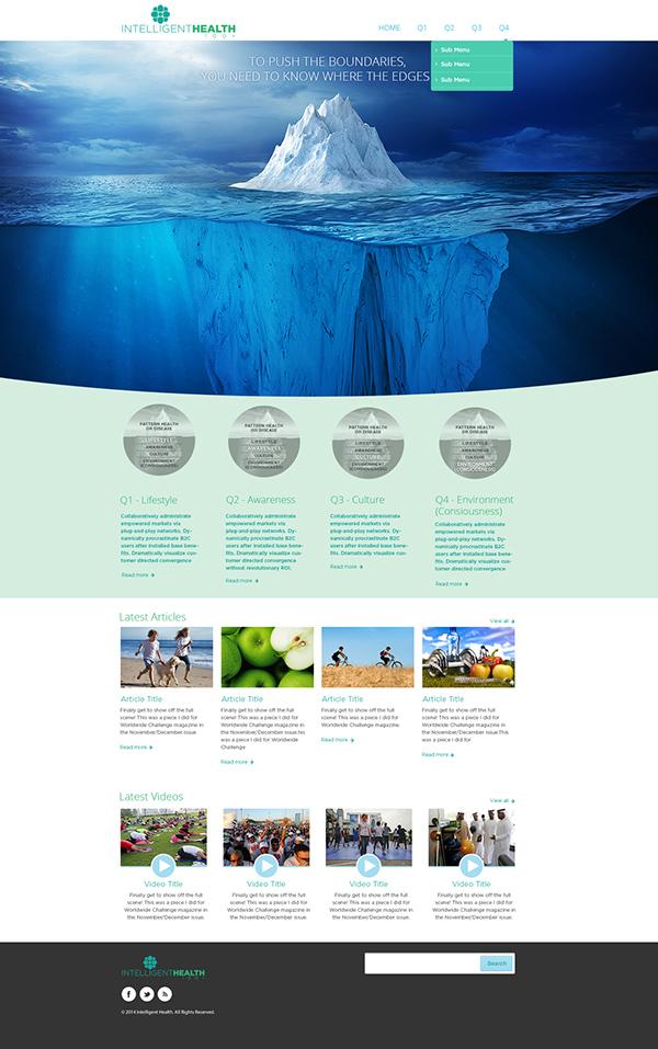 web designs ui design wordpress php cms css HTML
