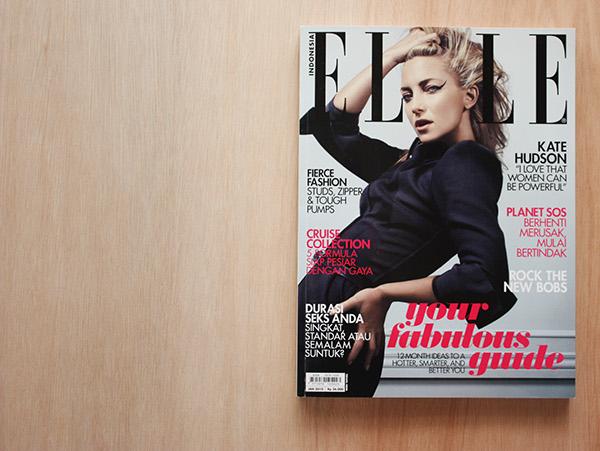 Elle Magazine 2009 Collectionmtb