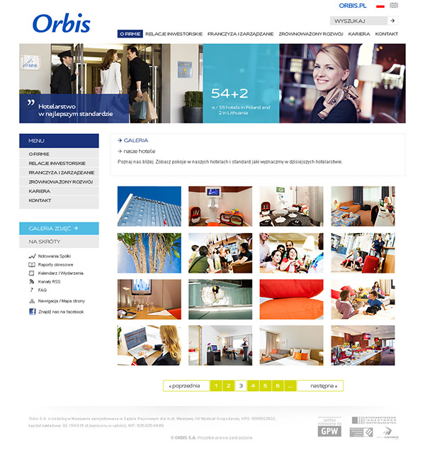 hotel Investor Relations hotels commercial