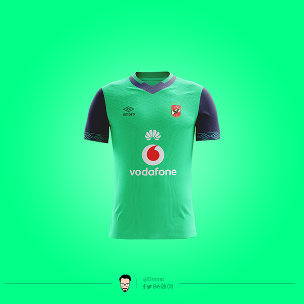 al ahly kit 2019 umbro